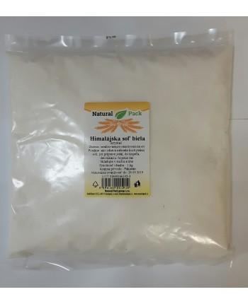 Himalajská soľ  (biela) 1kg