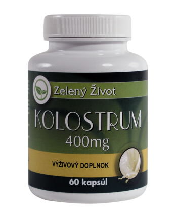Kolostrum 400mg / 60tbl