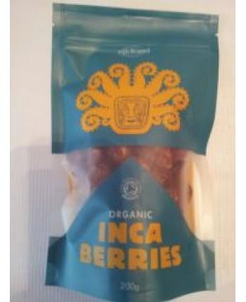 Inca Berries sušené ORGANIC- Machovka peruánska 200g