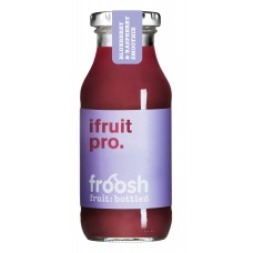 Smoothie Čučoriedka/Malina FROOSH 250ml