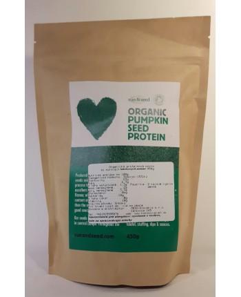 Proteínový prášok z tekvicových semien ORGANIC 450g