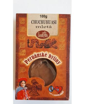Peruánské byliny - Chuchuhuasi (mletá)100g