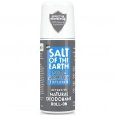 Prírodný kryštalový deodorant PURE ARMOUR-EXPLORER s guličkou 75ml
