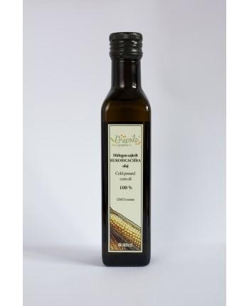 Olej z kukuričných klíčkov 250ml, za studena lisovaný