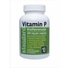 Vitamín P - bioflavonoidy - 500 mg - 60 kapsúl