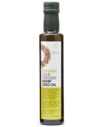 Olej konopný Organic RAW 250ml