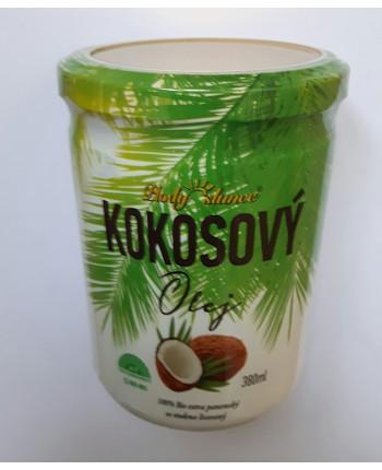 Kokosový olej extra panenský BIO 380ml