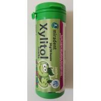 Xylitol žuvačka pre deti, jablko 30g/ 30ks