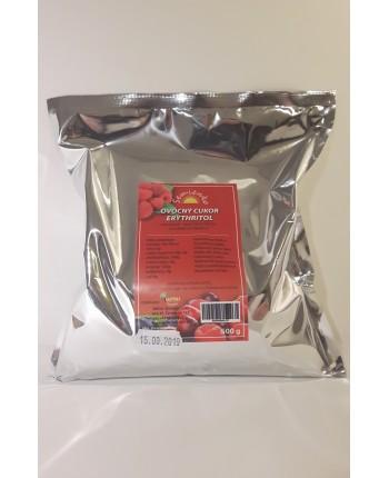 Erythritol Ovocný cukor - 1000g