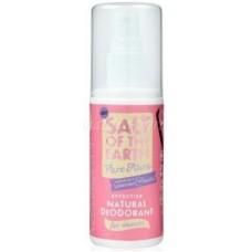 Salt of the Earth deodorant PURE AURA - levandula, vanilka, sprej 100ml