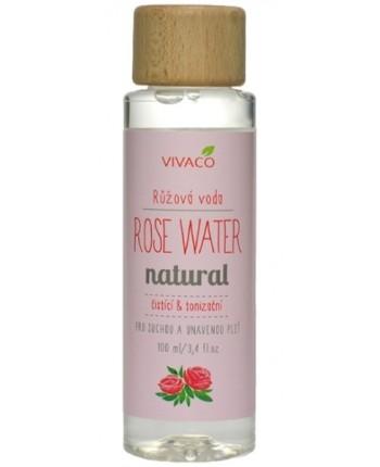 Ružová voda - NATURAL 200ml