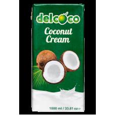 delcoco Kokosová smotana 24% 1000ml