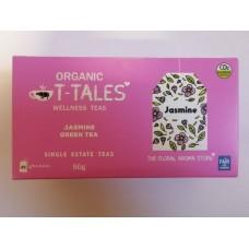 Organický čaj T-Tales Jasmine (zelený čaj)