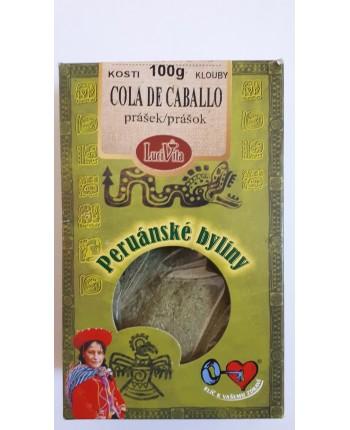 Peruánské byliny - Colla de caballo (mletá)100g