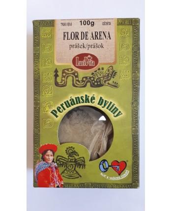Peruánské byliny - Flor de Arena (mletá)100g