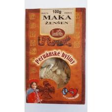Peruánské byliny - Maka ženšen (mletá)100g