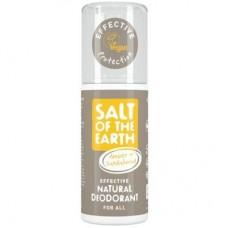 Salt of the Earth deodorant PURE AURA - jantár, santalové drevo, sprej 100ml