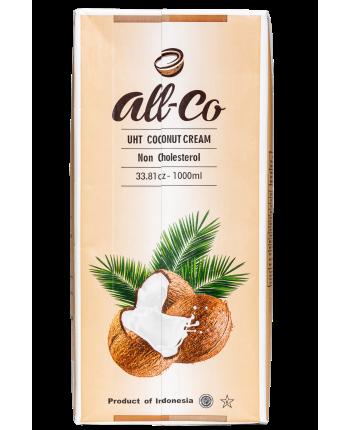 all-co kokosová smotana 24% 1l