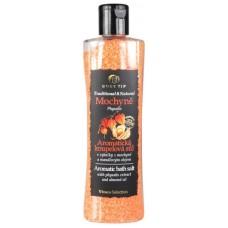 Body Tip Soľ do kúpeľa aromatická -Machovka, 220g