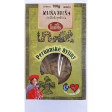 Peruánské byliny - Muňa muňa (mletá)100g