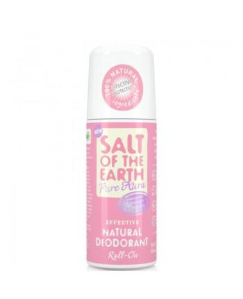 Salt of the Earth prírodný deodorant Kvet pivónie s guličkou 75ml